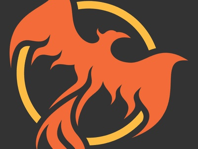 #1 Phoenix SEO Logo minimalist simple logo