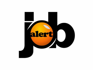 App Icon Logo for Job Alert Mobile App
