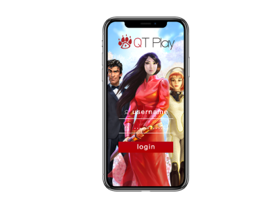 QT Play App, Login Case Study