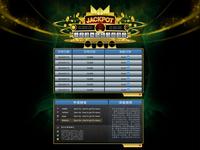 Jackpot Game, Game Interface Design