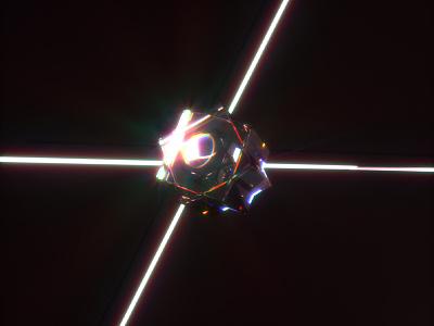 Geometrical Universe octanerender octane cinema4d c4dfordesigners c4d 3d energy motiongraphics design art after affects abstract art animation art motion art design animation