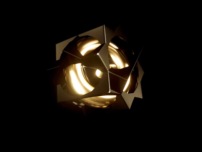 Evolve Letter.co website after affects motiongraphics abstract art loop abstract octane 3d c4d digital model evolve motion art design animation art animation