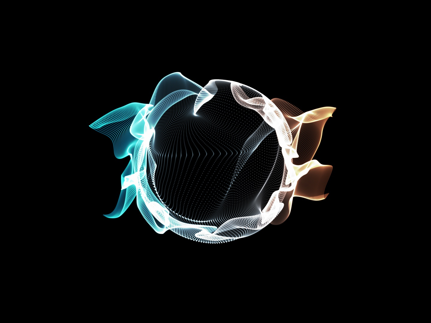 Circular Waveform redgiant waves circular waveform motionlovers motion design mograph shapes motiongraphics trapcode particles form energy design art animation art after affects abstract art motion art design animation