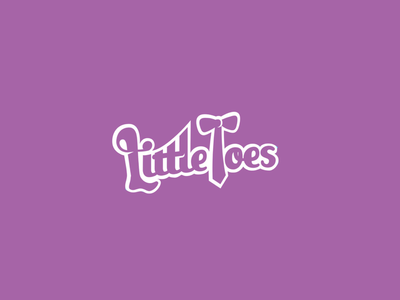 Little Toes  - logo