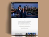 Dranoff Website Redesign