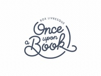 Once upon a book - logo