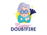 Logo Eugénie Doubtfire