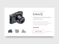 E-Commerce Shop (Single Item)—Daily UI #012