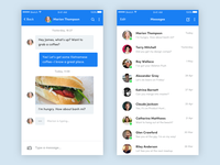 Direct Messaging—Daily UI #013