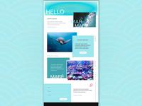 Maré Web Design