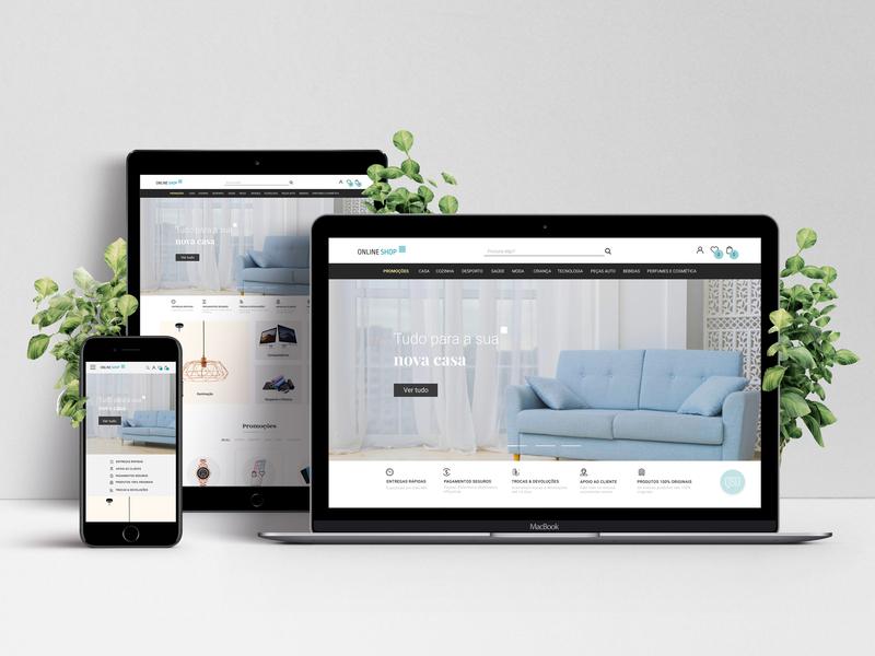 Online shop shop onlineshop uidesign uxdesign webdesign