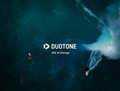 DUOTONE (The Surfers Store) - App Design