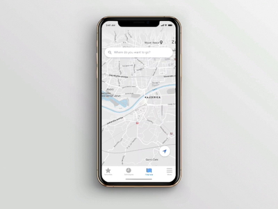UX Playground #1   Progressive disclosure search progressive disclosure transparency navigation map playground interaction search concept android ios mobile animation ui ux