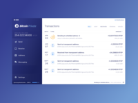 Bitcoin Private Wallet
