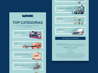 categories - newsletter