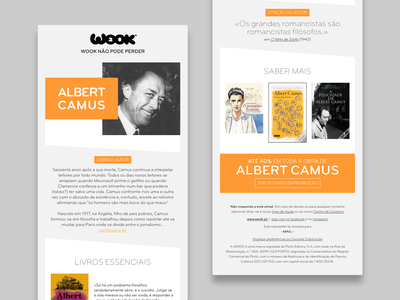 Albert Camus - newsletter