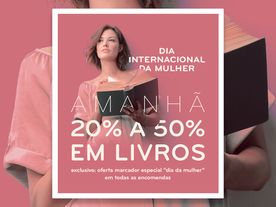 women's day – ecommerce campaign