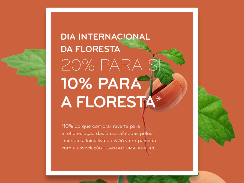 International Day of Forests - e-commerce campaign international day of forests books bookstore banner poster ecommerce illustration design