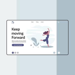 Design Consultant Landing Page