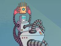 Robot 016