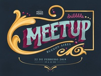 Dribbble Meetup - Buenos Aires (Playoff)