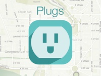Socket Outlet iOS Flat App Icon
