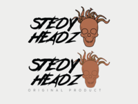 Stedy Headz Logo