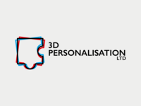 3D Personalisation Ltd. Logo