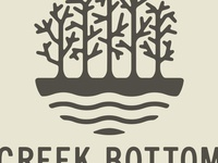 Creek Bottom Brewing Co. Branding, Opt 2