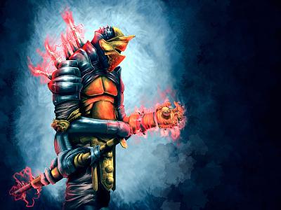 Gladiator darko janevski gladiator illustration character design