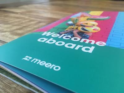 Meero onboarding guide
