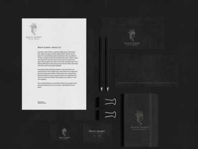 Black Queen | Identity Design
