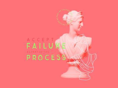 Failure - Design Calendar Challenge