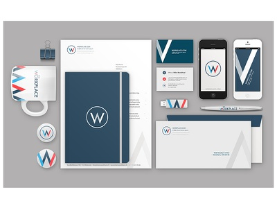 Brand identity stack exchange branding clean simple identity logo stationary logo design furniture print