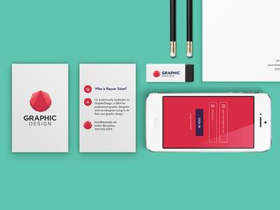 Graphic design logo [WIP 2] logos logo flat minimalist simple red stack exchange clean flat logo branding identity