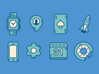 Icons research