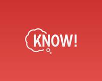 Know! Logo