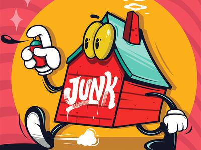 sticker illustration