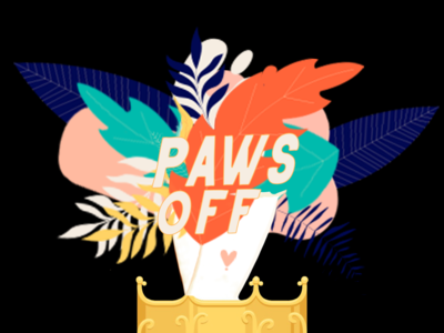 Paws Off_ I'm A Queen