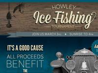 Howley Ice Fishing Tournament