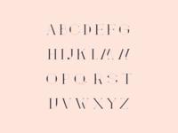 Atticus Typeface