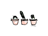 Cacti mark - estormstudio