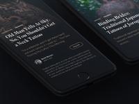 Enticing Article Design