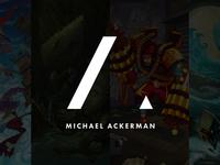 Mike Ackerman Logo