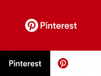 Pinterest Logo Redesign