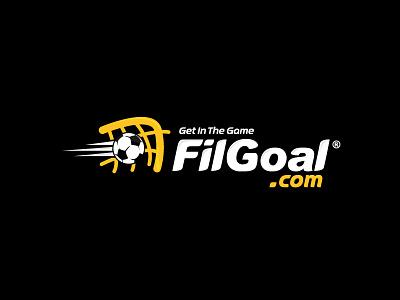 FilGoal game goals goal soccer football sports logo filgoal