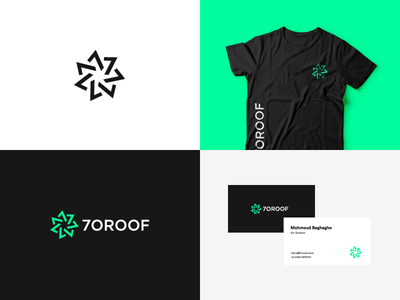 7oroof wordpress webdesign 77 web egypt 7oroof branding illustration vector arabic typography logo arabic jozoor
