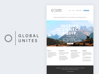 Global Unites Brand + Web Design
