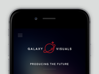 Galaxy Visuals Branding