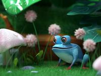 Geo Frog